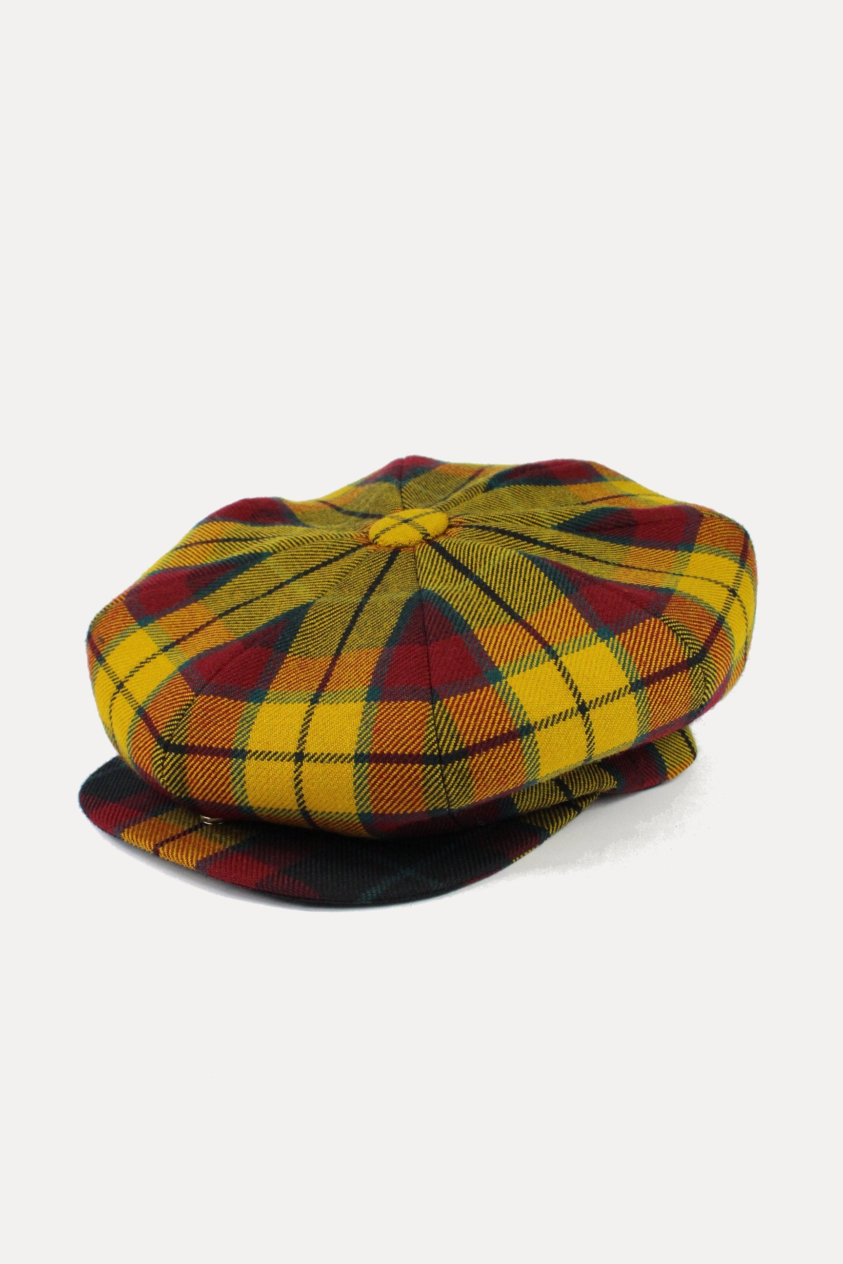 CLYDE - MACMILLAN TARTAN-hats-A Child Of The Jago