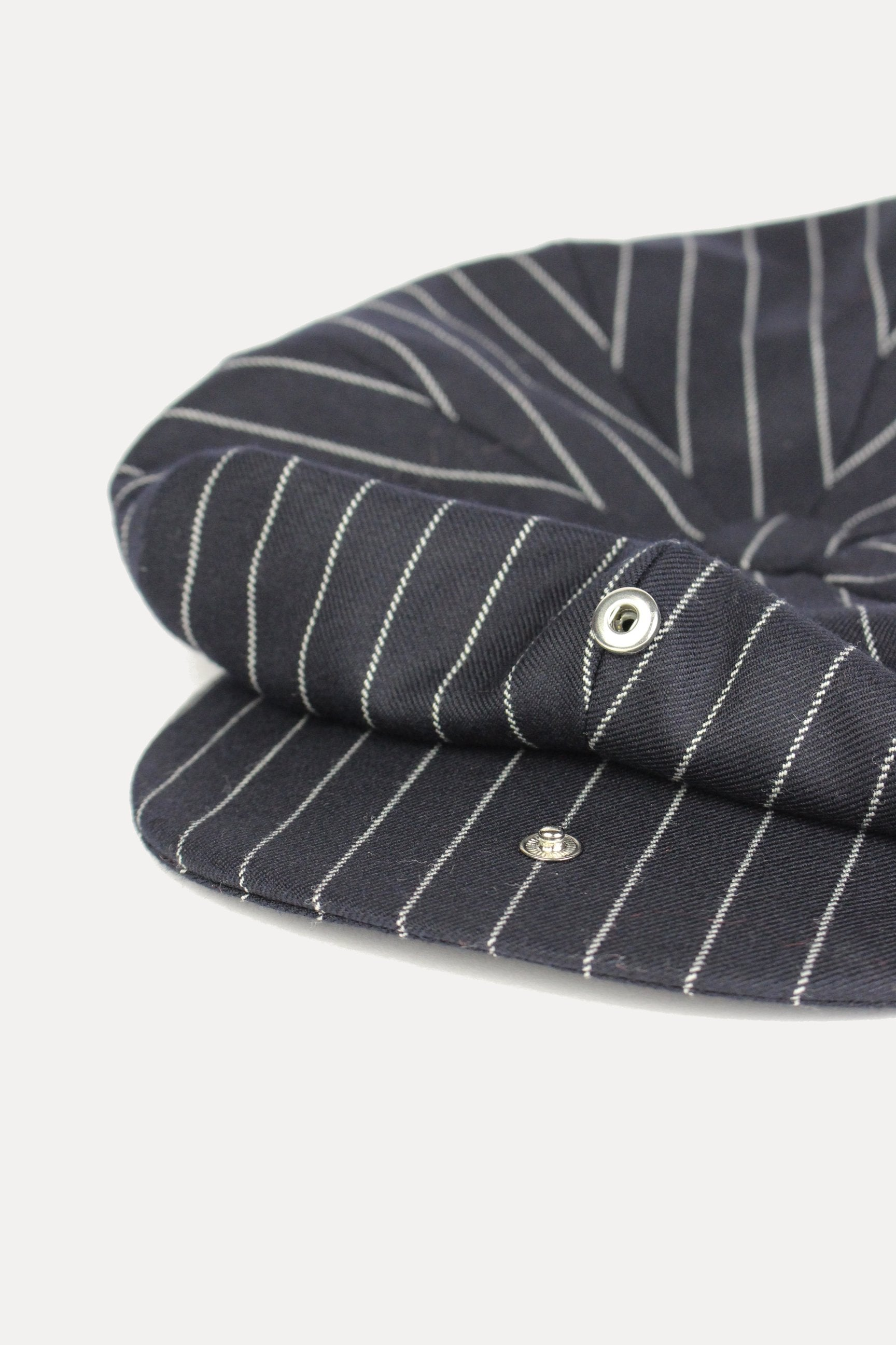 CLYDE - NAVY ROPE STRIPE-hats-A Child Of The Jago