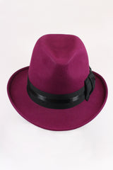 DEADMAN HAT W/ BESPOKE RIBBON-hats-A Child Of The Jago