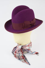 FLASH TIPPER HAT IN VARIOUS COLOURS-hats-A Child Of The Jago