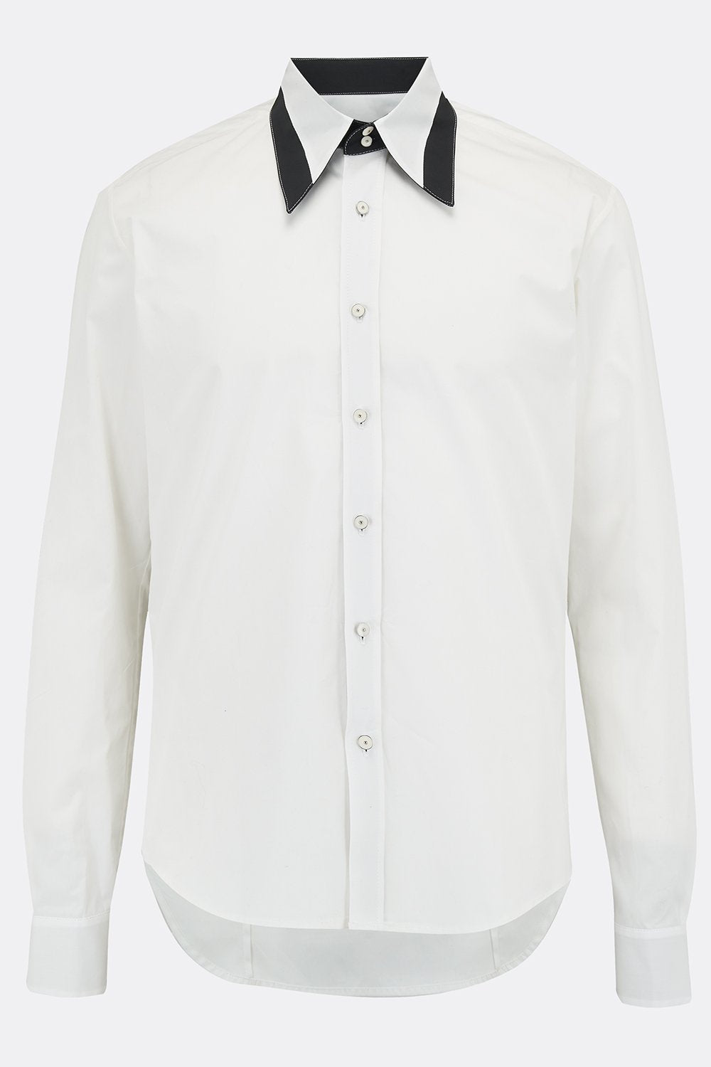 FLOYD SHIRT IN WHITE-menswear-A Child Of The Jago