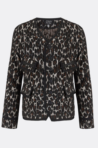 JERKIN LEOPARD WOOL-menswear-A Child Of The Jago