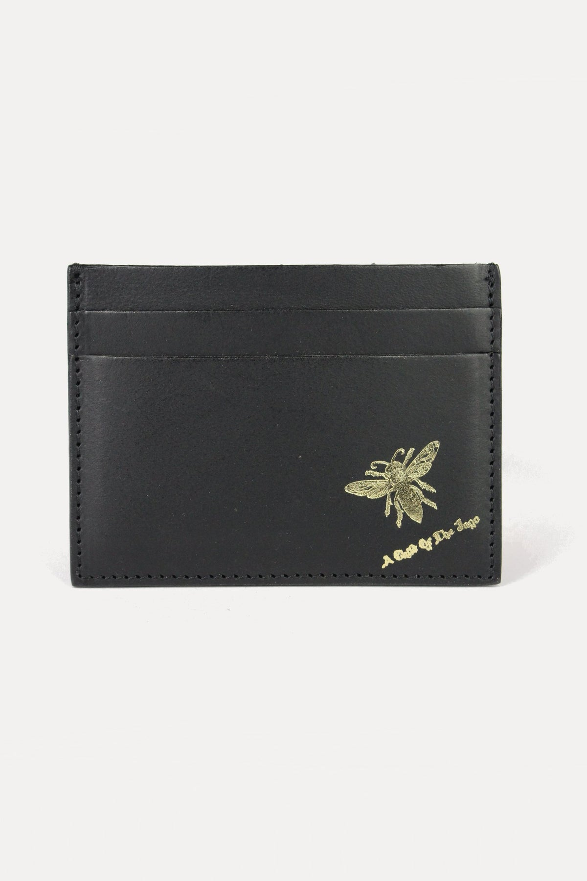 LEATHER COCK CARD HOLDER-accessories-A Child Of The Jago