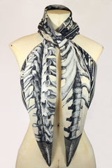MEMENTO MORI SCARF-accessories-A Child Of The Jago