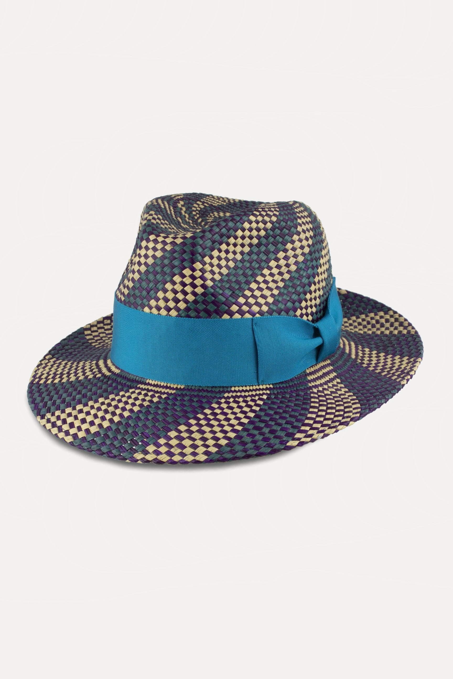 PANAMA FEDORA - TWISTER-hats-A Child Of The Jago