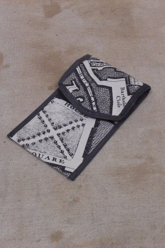 PHONE CLOAK IN CHARCOAL BOUNDARY-accessories-A Child Of The Jago