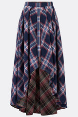 ROXANA SKIRT IN CHECK-womenswear-A Child Of The Jago