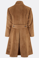 RUMPAD COAT IN BROWN ALPACA-menswear-A Child Of The Jago