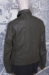 SHEPPARD JACKET IN WAXED COTTON-menswear-A Child Of The Jago