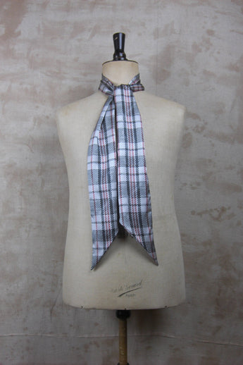SILK LAUNDRY SCARF IN BLACK-accessories-A Child Of The Jago