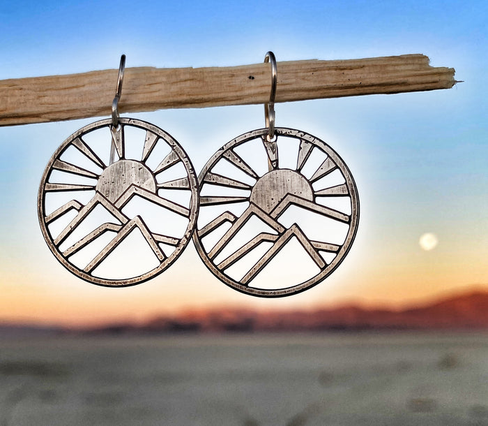 Sunrise Sunset Earrings