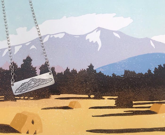 mount shasta necklace