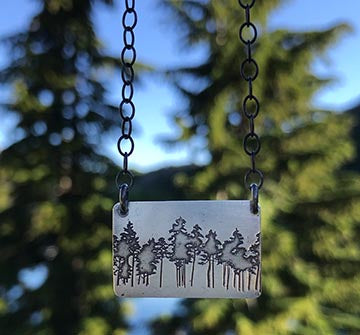 Forests Necklace