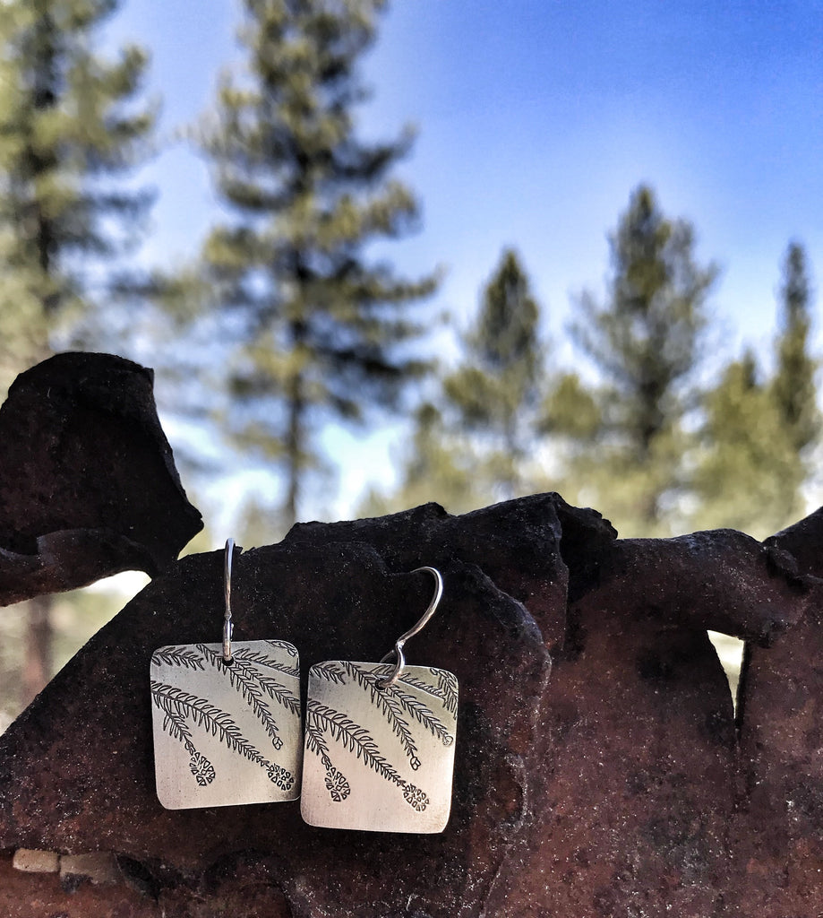Redwood Earrings