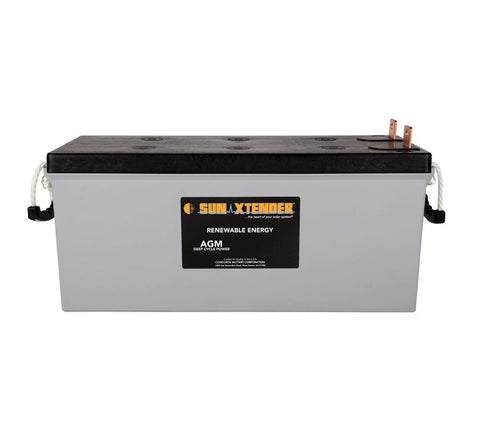Sun Xtender PVX-2120L - 12v - 212AH Deep Cycle Battery