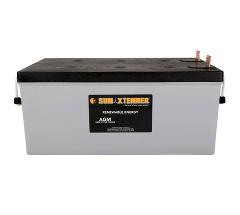 Sun Xtender PVX-2580L - 12v - 258AH Deep Cycle Battery