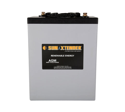 Sun Xtender PVX-3050T - 6v - 305AH Deep Cycle Battery