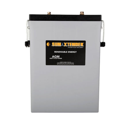 Sun Xtender PVX-4050HT - 6v - 405AH Deep Cycle Battery