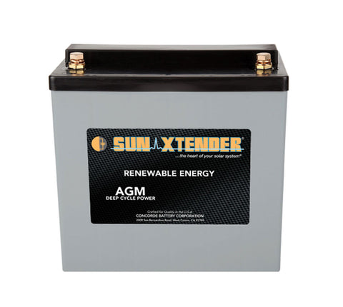 Sun Xtender PVX-560T - 12v - 56AH Deep Cycle Battery