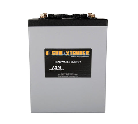 Sun Xtender PVX-9150T - 2v - 915AH Deep Cycle Battery