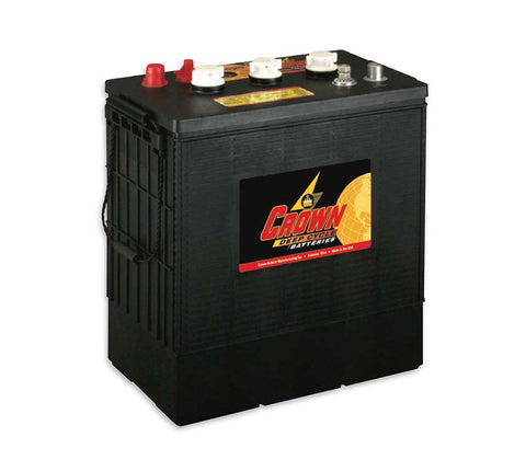 Crown CR-350 - 6v - 350AH Deep Cycle Battery