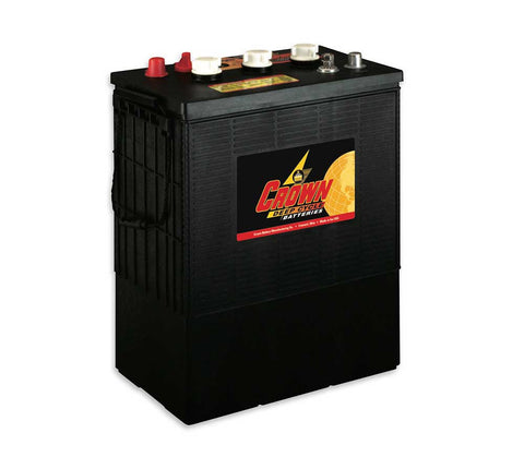 Crown CR-370 - 6v - 370AH Deep Cycle Battery