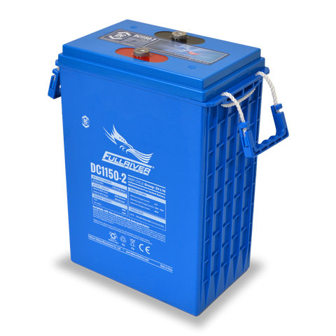 Fullriver DC1150-2 Deep-Cycle AGM Battery