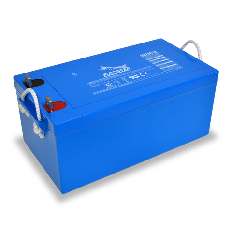 Fullriver DC260-12-LT Deep-Cycle AGM Battery