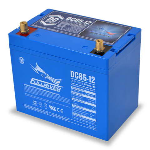 Fullriver DC85-12 Deep-Cycle AGM Battery