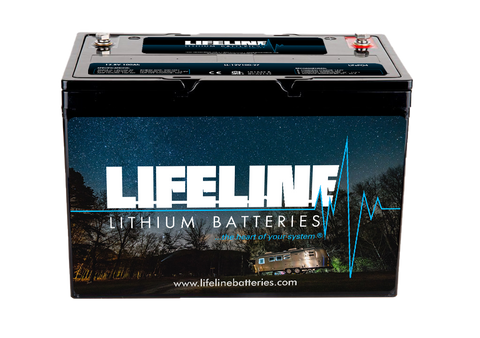 Lifeline LL-12V100-27 Lithium Iron Phosphate Battery
