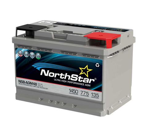 NorthStar NSB-AGM48 (L3) Car Battery