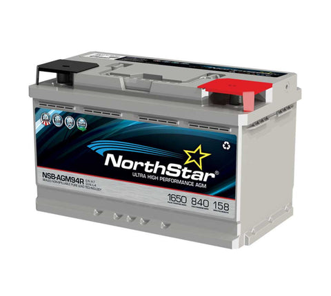 NorthStar NSB-AGM94R (L4) Car Battery
