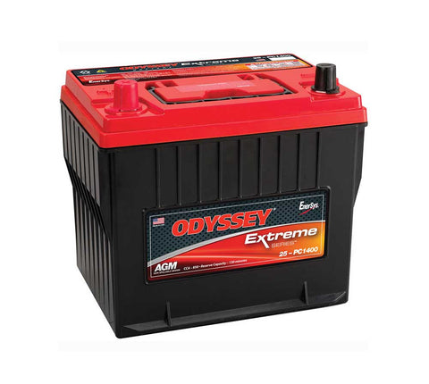Odyssey 25-PC1400T - 12v – 1400Ah Starting Battery