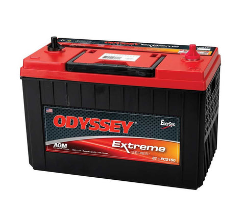 Odyssey 31-PC2150S - 12v – 2150Ah Starting Battery