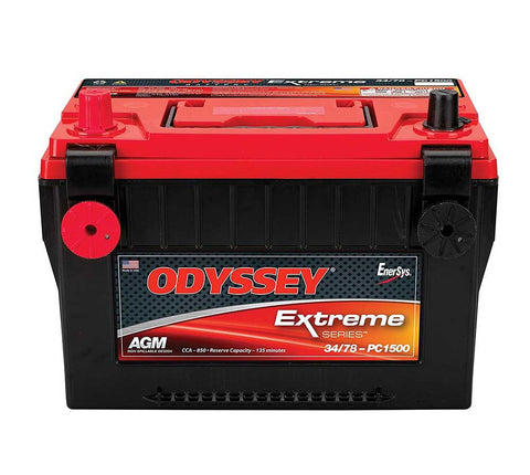 Odyssey 34/78-PC1500DT - 12v – 1500Ah Starting Battery