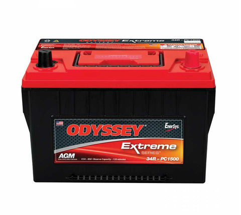 Odyssey 34R-PC1500T - 12v – 1500Ah Starting Battery