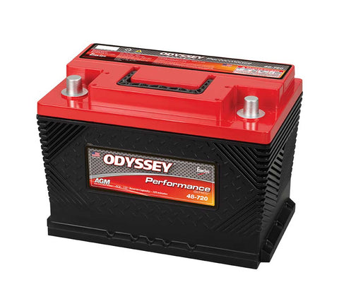 Odyssey 48-720 – 12v – 723Ah Starting Battery