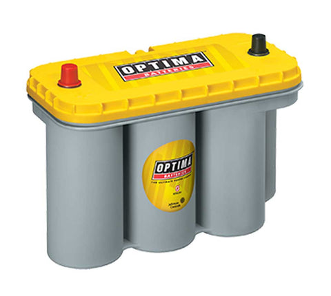 OPTIMA D31A Dual Purpose Car YELLOWTOP Battery