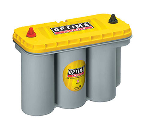 OPTIMA D31T Dual Purpose Car YELLOWTOP Battery