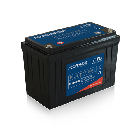 Power Sonic PSL BTP 121000 LiFePO4 Battery