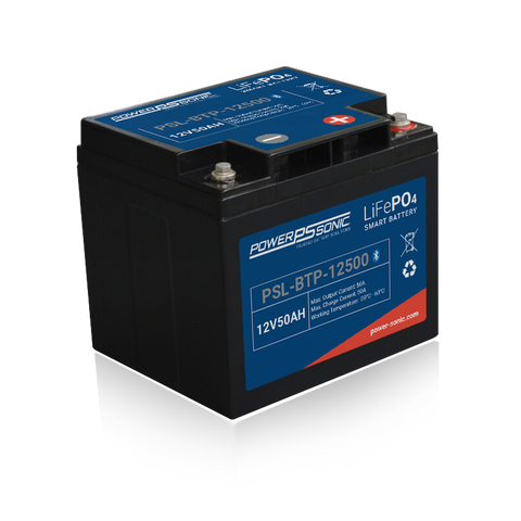 Power Sonic PSL BTP 12500 LiFePO4 Battery