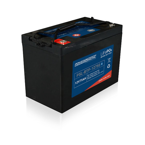 Power Sonic PSL BTP 12750 LiFePO4 Battery