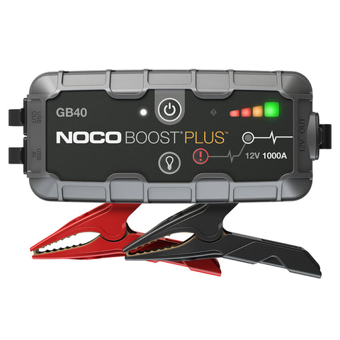 Genius Boost Plus GB40 Lithium 1000A Jump Starter