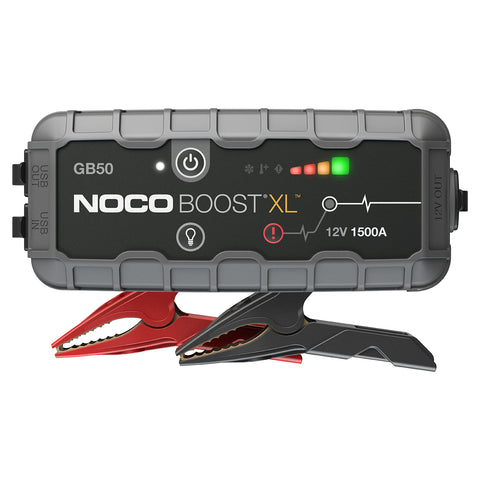 Genius Boost XL GB50 Lithium 1500A Jump Starter
