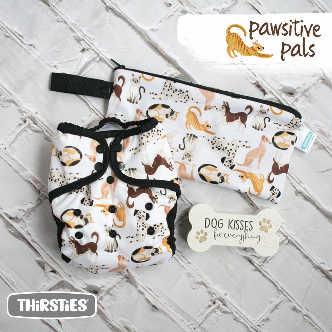 Thirsties Pawsitive Release