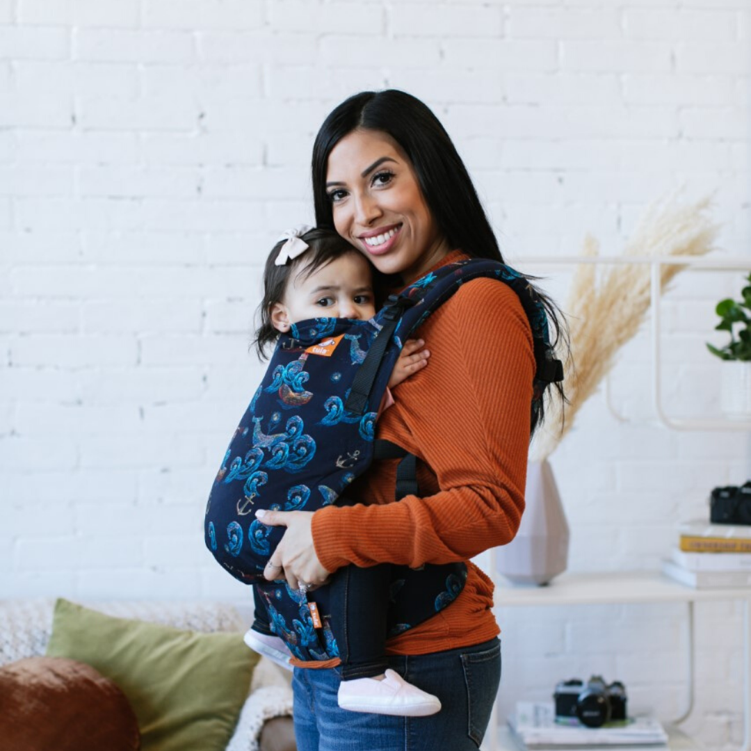 Moonlight Sonata and More Tula Baby Carriers