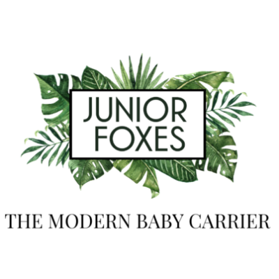 Junior Foxes Linen Ring Slings Are Here!