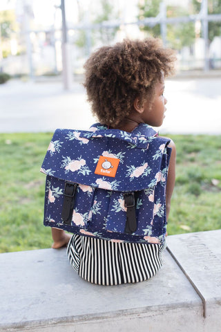 Tula backpack blossom