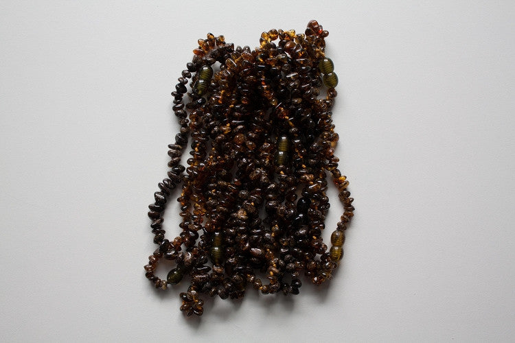 Baltic Amber Teething Necklaces - Yellow Birch