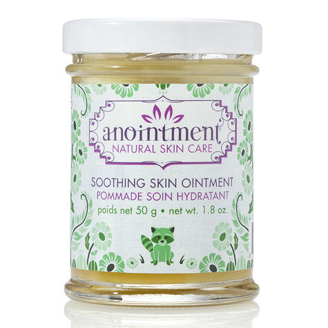 Anointment Baby Soothing Ointment - Yellow Birch